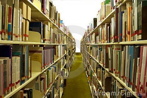 library-aisle-with-books-thumb222985
